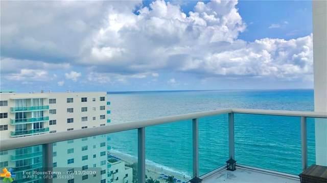 4001 S Ocean Dr Ph 10, Hollywood, FL 33019 (MLS #F10198014) :: Green Realty Properties