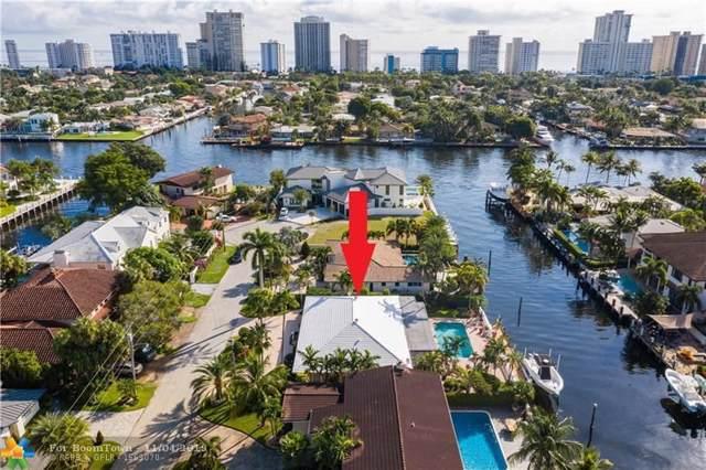 3050 NE 40th Ct, Fort Lauderdale, FL 33308 (MLS #F10199792) :: Green Realty Properties