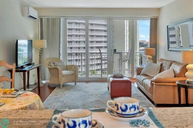 1920 S Ocean Dr #804, Fort Lauderdale, FL 33316 (MLS #F10205275) :: Berkshire Hathaway HomeServices EWM Realty