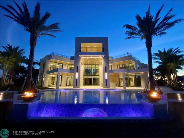 200 Fiesta Way, Fort Lauderdale, FL 33301 (MLS #F10205726) :: GK Realty Group LLC