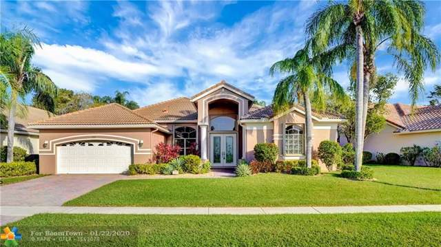 7597 Northport Dr, Boynton Beach, FL 33472 (MLS #F10208806) :: Berkshire Hathaway HomeServices EWM Realty