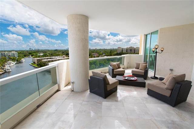 411 N New River Dr #901, Fort Lauderdale, FL 33301 (#F10213275) :: Baron Real Estate