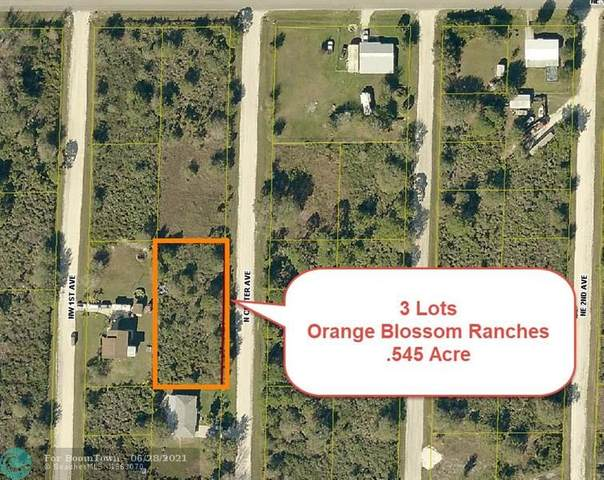 1017 NW 1, Okeechobee, FL 34974 (MLS #F10229681) :: Castelli Real Estate Services