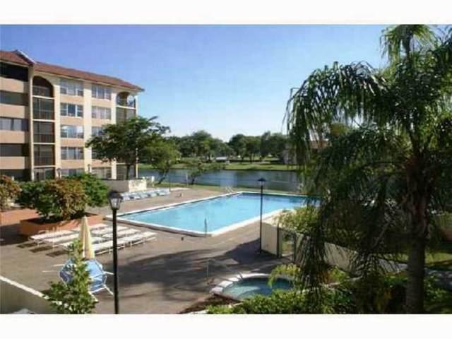 3955 N Nob Hill Rd #310, Sunrise, FL 33351 (#F10233090) :: Ryan Jennings Group