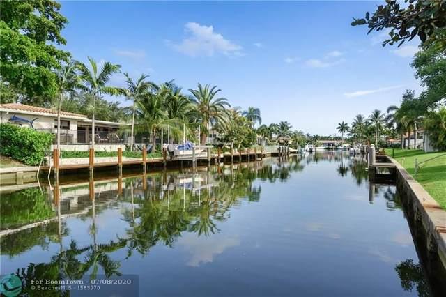 6350 NE 20th Ter, Fort Lauderdale, FL 33308 (MLS #F10235396) :: Berkshire Hathaway HomeServices EWM Realty