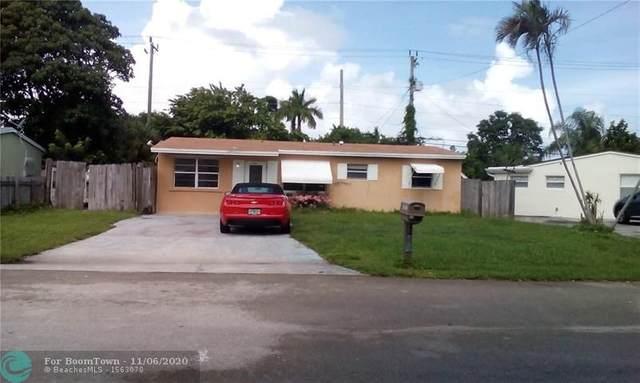 1473 NE 25th St, Pompano Beach, FL 33064 (MLS #F10238085) :: Castelli Real Estate Services
