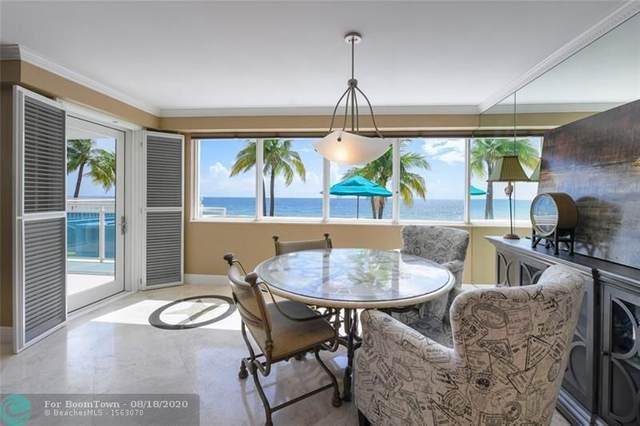 3430 Galt Ocean Drive #106, Fort Lauderdale, FL 33308 (#F10238284) :: Posh Properties