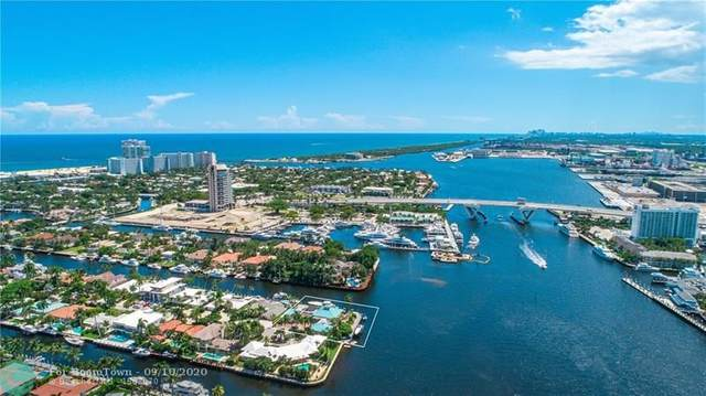 2500 Lucille Dr, Fort Lauderdale, FL 33316 (MLS #F10246435) :: The Howland Group