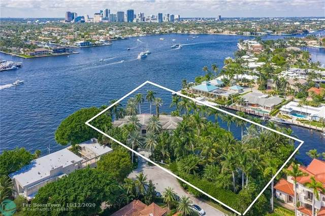 2501 Mercedes Dr, Fort Lauderdale, FL 33316 (MLS #F10249637) :: The Howland Group