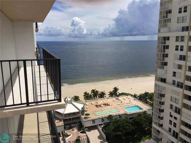 101 Briny Ave #806, Pompano Beach, FL 33062 (#F10252741) :: Posh Properties