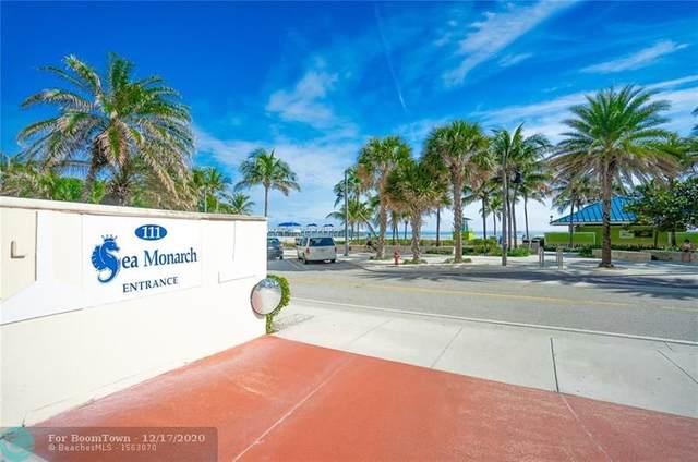 111 N Pompano Beach Blvd #310, Pompano Beach, FL 33062 (MLS #F10259546) :: Patty Accorto Team