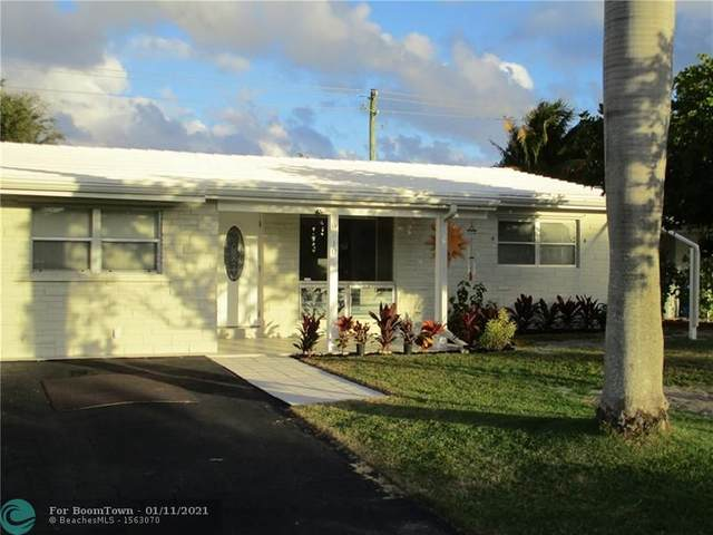 3710 NE 16th Ter, Pompano Beach, FL 33064 (MLS #F10260495) :: THE BANNON GROUP at RE/MAX CONSULTANTS REALTY I