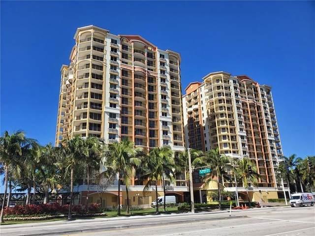 2011 N Ocean Blvd 603N, Fort Lauderdale, FL 33305 (#F10264792) :: The Rizzuto Woodman Team