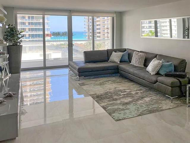 5750 Collins Ave 7H, Miami, FL 33140 (MLS #F10268303) :: Green Realty Properties