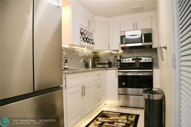 3201 NE 14th Street Cswy #305, Pompano Beach, FL 33062 (#F10280724) :: Baron Real Estate