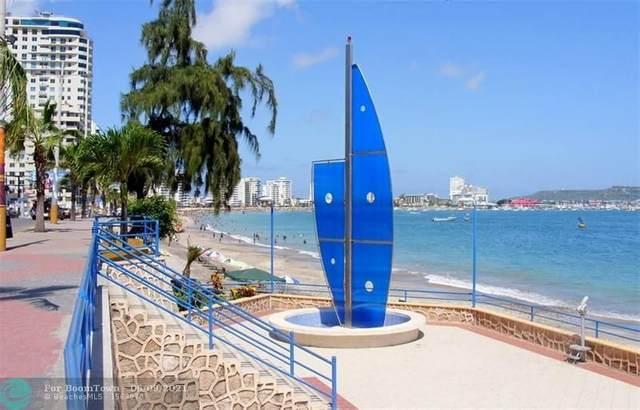 SALINAS,ECUADOR Edificio El Bucanero A-1, Other County - Not In Usa, FL 00000 (#F10281275) :: Baron Real Estate