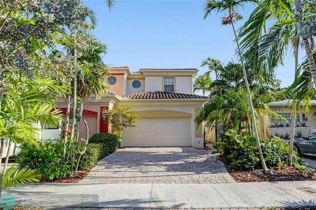 1619 NE 5th Ct, Fort Lauderdale, FL 33301 (#F10281356) :: Posh Properties