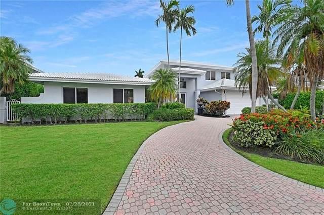 2348 NE 28th Ct, Lighthouse Point, FL 33064 (MLS #F10289753) :: Berkshire Hathaway HomeServices EWM Realty