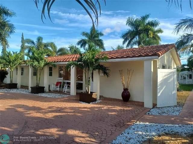 2728 NE 31st Street, Lighthouse Point, FL 33064 (#F10292850) :: Posh Properties