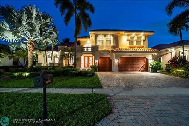 10940 SW Hawks Vista St, Plantation, FL 33324 (#F10299507) :: DO Homes Group