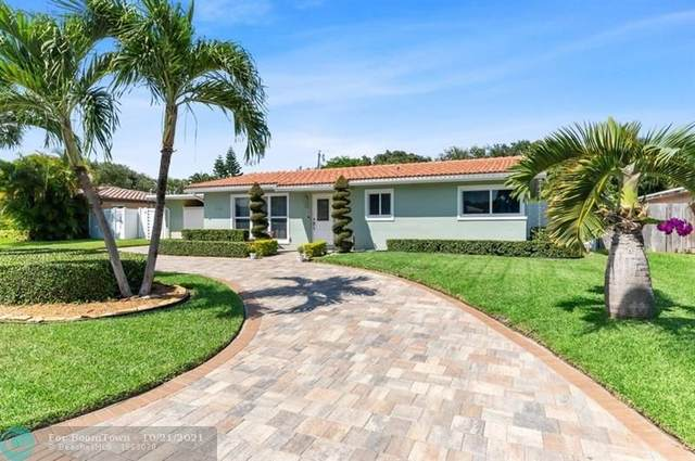 1991 NE 34TH ST, Lighthouse Point, FL 33064 (MLS #F10302391) :: Castelli Real Estate Services