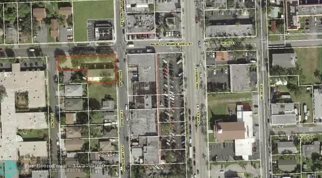 101 SW 1st St, Dania Beach, FL 33004 (MLS #H10609501) :: Patty Accorto Team