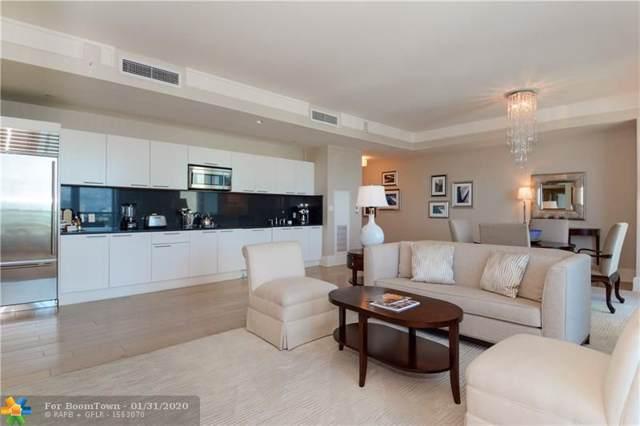1 N Fort Lauderdale Beach Blvd #1711, Fort Lauderdale, FL 33304 (MLS #F10028420) :: Green Realty Properties