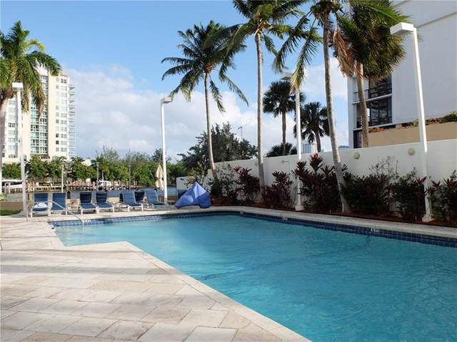 2670 E Sunrise Blvd #819, Fort Lauderdale, FL 33304 (#F10048923) :: Heather Towe | Keller Williams Jupiter