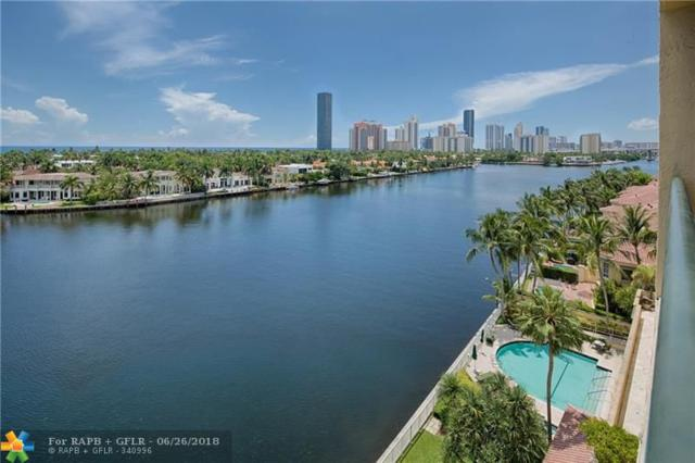 20165 NE 39th Pl #702, Aventura, FL 33180 (MLS #F10078824) :: Green Realty Properties