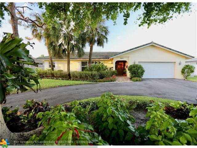 2801 NE 9th Ct, Pompano Beach, FL 33062 (MLS #F10091656) :: Green Realty Properties