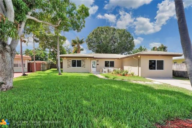 1611 NE 20th St, Fort Lauderdale, FL 33305 (MLS #F10132131) :: Green Realty Properties