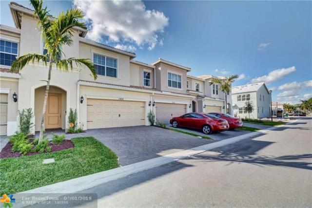 1422 Silk Oak Dr #1422, Hollywood, FL 33021 (MLS #F10160701) :: Green Realty Properties