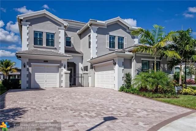 16349 Corvino Ct, Delray Beach, FL 33446 (MLS #F10164150) :: Berkshire Hathaway HomeServices EWM Realty