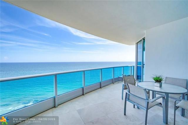 1600 S Ocean Blvd #1402, Lauderdale By The Sea, FL 33062 (MLS #F10165592) :: The Howland Group