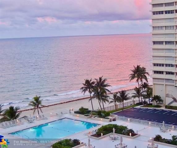 4300 N Ocean Blvd 9-G, Fort Lauderdale, FL 33308 (MLS #F10171682) :: The O'Flaherty Team