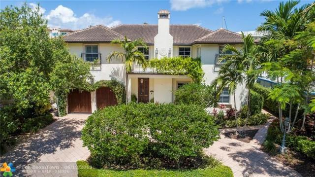 506 Victoria Ter, Fort Lauderdale, FL 33301 (MLS #F10176612) :: The O'Flaherty Team