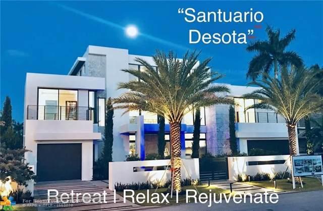 500 Desota Dr, Fort Lauderdale, FL 33301 (MLS #F10183246) :: Berkshire Hathaway HomeServices EWM Realty