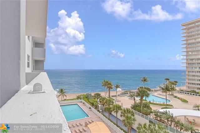 4250 Galt Ocean Dr 6K, Fort Lauderdale, FL 33308 (MLS #F10211569) :: The O'Flaherty Team
