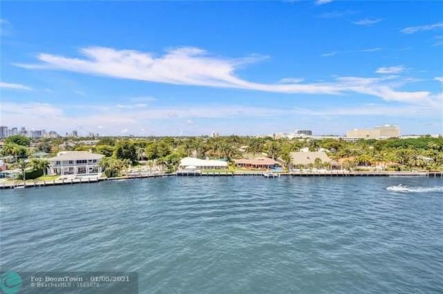 615 Bayshore Dr #602, Fort Lauderdale, FL 33304 (MLS #F10221722) :: Green Realty Properties