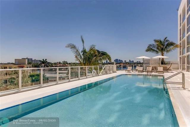 401 N Birch Rd #405, Fort Lauderdale, FL 33304 (MLS #F10224124) :: Patty Accorto Team