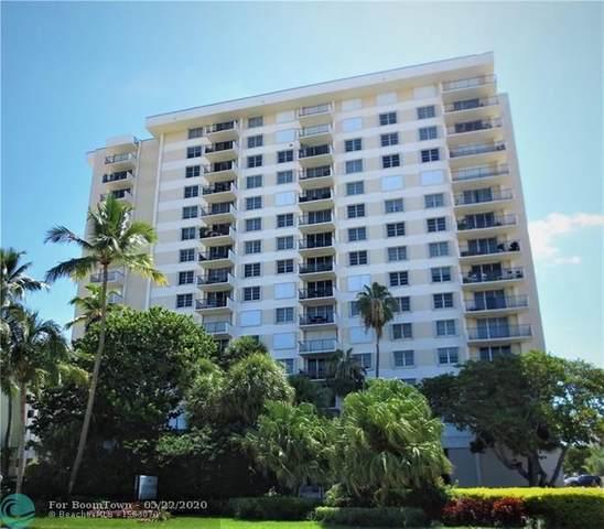 1900 S Ocean Blvd 14T, Lauderdale By The Sea, FL 33062 (MLS #F10224968) :: Green Realty Properties