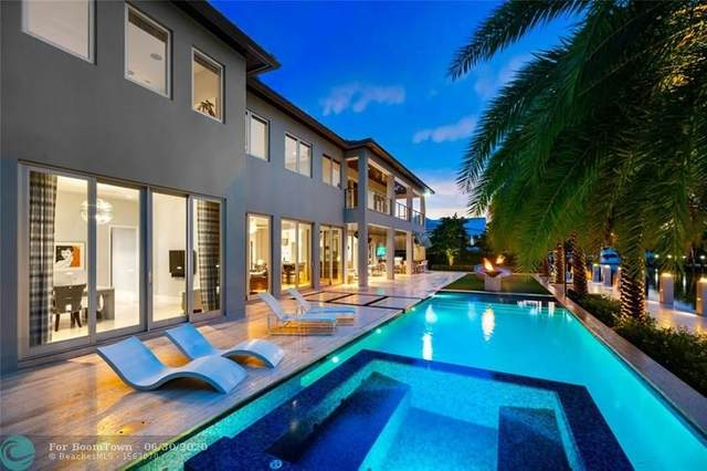 2401 Castilla Isle, Fort Lauderdale, FL 33301 (MLS #F10234580) :: Berkshire Hathaway HomeServices EWM Realty