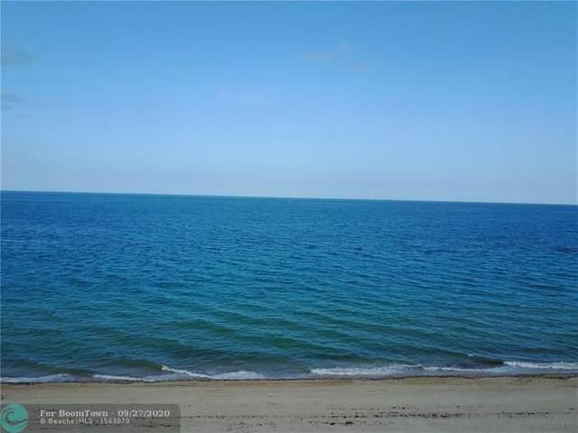 3900 Galt Ocean Dr #1616, Fort Lauderdale, FL 33308 (MLS #F10236254) :: Patty Accorto Team