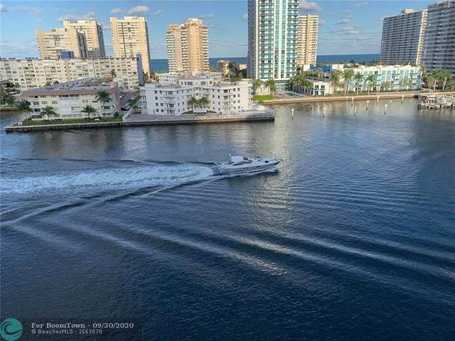 121 Golden Isles Dr #806, Hallandale, FL 33009 (MLS #F10246021) :: Berkshire Hathaway HomeServices EWM Realty