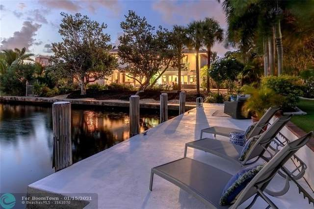 1851 S Ocean Dr, Fort Lauderdale, FL 33316 (MLS #F10249001) :: The Howland Group