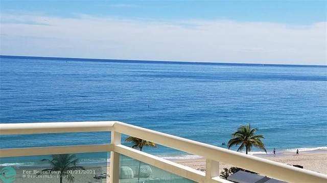 3900 Galt Ocean Dr #504, Fort Lauderdale, FL 33308 (MLS #F10254813) :: Patty Accorto Team