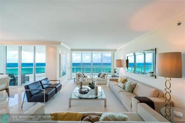 101 S Fort Lauderdale Beach Blvd #1705, Fort Lauderdale, FL 33316 (MLS #F10258996) :: Patty Accorto Team