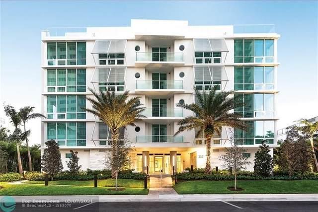 353 Sunset Dr Ph01, Fort Lauderdale, FL 33301 (#F10263529) :: Signature International Real Estate