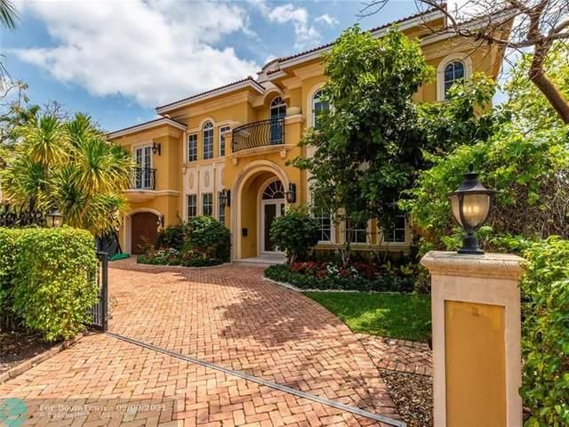 2812 NE 23rd Ave, Lighthouse Point, FL 33064 (MLS #F10276964) :: Castelli Real Estate Services