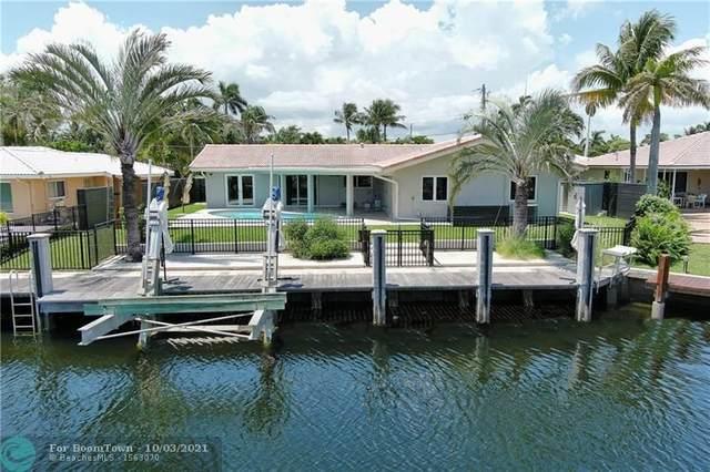 3516 NE 29th Ave, Lighthouse Point, FL 33064 (#F10297165) :: Posh Properties